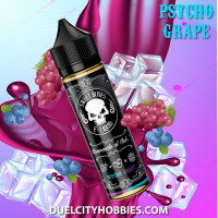 Psycho Grape E-Liquid By Sweet Bones