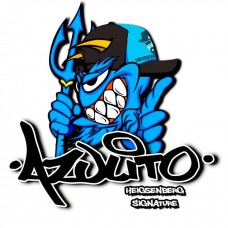 Azulito E-Liquid By Ay Papa!! 30ML