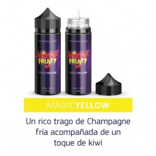 Magic Yellow E-Liquid By Jackpot Fruit 60ml