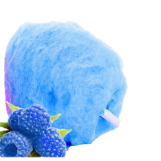 CAP BlueRaspberry Cotton Candy