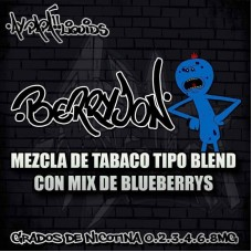 Berryjon E-Liquid By Ay Papà!