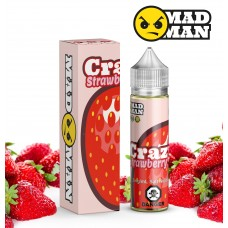 Mad Man -Crazy Strawberry- 60ml