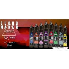 Distribution Pack 3 Cloud Maker 60 Pzas. 30ml
