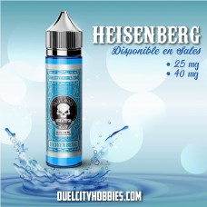 Heisenberg Salts E-Liquid By Sweet Bones
