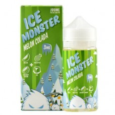 Jam Monster Melon Colada 100 ML 3MG
