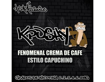 K-Pushy E-Liquid By Ay Papá!