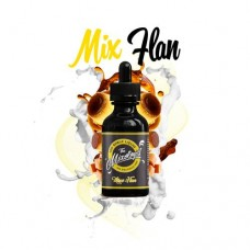 Mix Flan E-Liquid By The Mixologist