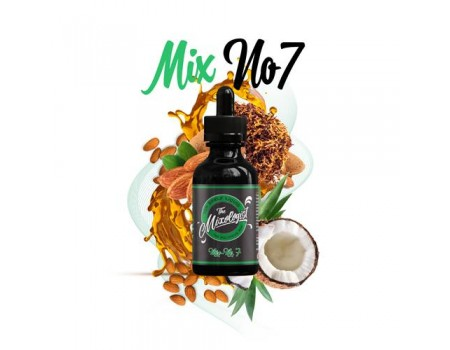 Mix No. 7 E-Liquid By The Mixologist