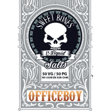 OfficeBOY Salts By Sweet Bones E-Liquid
