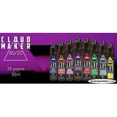 Distribution Pack 1 Cloud Maker 25 pzas. 30ml