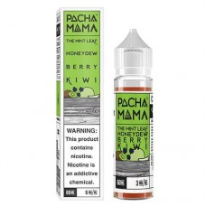 PACHAMAMA E-LIQUID - THE MINT LEAF - 60ML