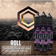 Roll E-Liquid By Cloud Maker