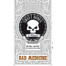 Bad Medicine Salts E-Liquid By Cloud Maker