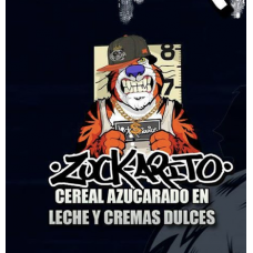 ZuckaritoE-Liquid By Ay Papa!! 30ML