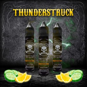 -Thunderstruck E-Liquid By Sweet Bones