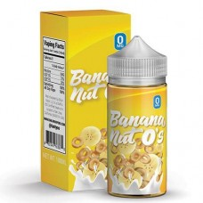 BANANA NUT O'S BY TASTY O'S BY SHIJIN VAPOR - 60ML