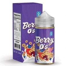BERRY O'S BY TASTY O'S BY SHIJIN VAPOR - 60ML