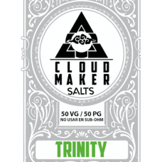 Trinity Salts E-Liquid By Cloud Maker