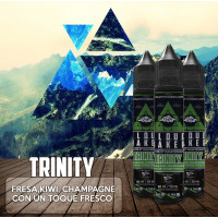 Trinity E-Liquid By Cloud Maker