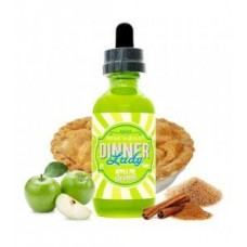 DINNER LADY PREMIUM E-LIQUIDS - APPLE PIE - 60ML