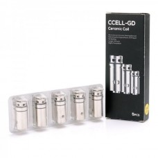 Target Mini Resistencia CCELL-GD 0.5 ohms