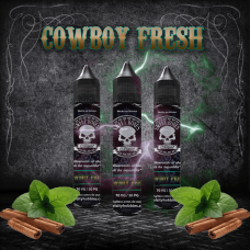 CowBOY Fresh E-Liquid By Sweet Bones
