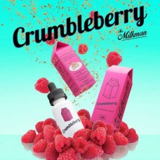 Crumbleberry E-Liquid By The Milkman