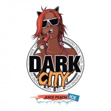 Juice Peach ICE E-Liquid By Dark City 60ML