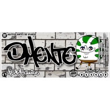 DMente E-Liquid By Ay Papá!
