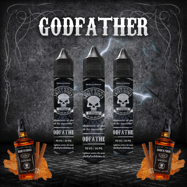 Godfather By Sweet Bones E-Liquid