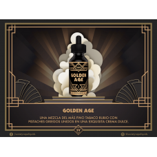 Golden Age E-Liquid By Society Vape