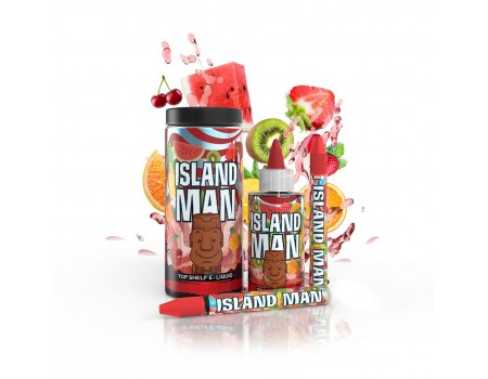 Island Man E-Liquid By One Hit Wonder 100ml