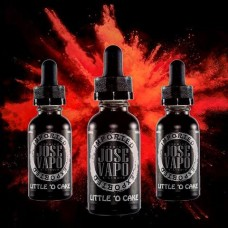Little 'O Cake E-Liquid By José Vapo