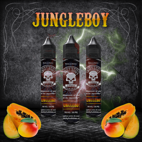 JungleBOY By Sweet Bones E-liquid