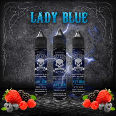 Lady Blue E-Liquid By Sweet Bones