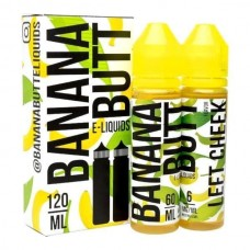 BANANA BUTT E_LIQUID 120ML