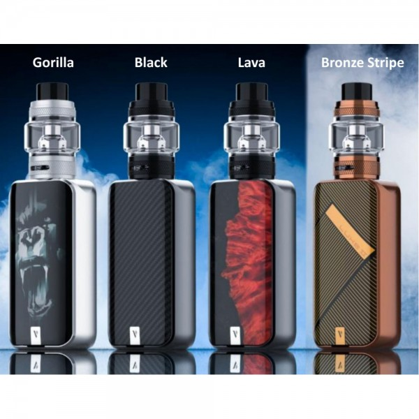 Luxe II Starter Kit By Vaporesso