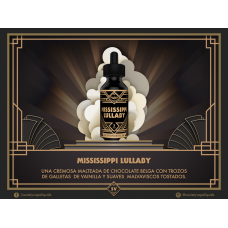 Mississipi Lullaby E-Liquid By Society Vape