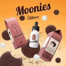 Moonies E-Liquid By The Milkman