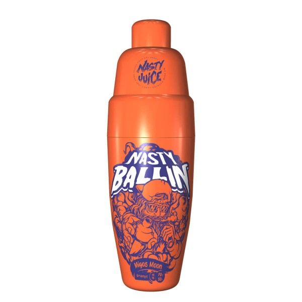 NASTY BALLIN - Migos Moon orange - 60ml