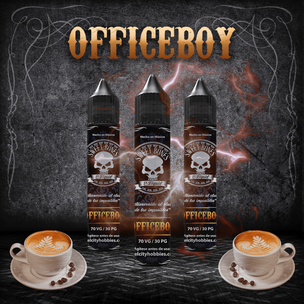 OfficeBOY By Sweet Bones E-Liquid
