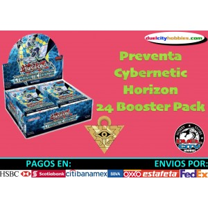PREVENTA Cybernetic Horizon 24 Booster Pack