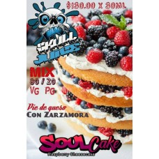 Soul Cake E-Liquid By Skull Juice