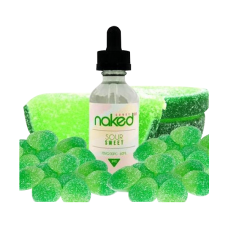 Sour Sweet by Naked 100 E-liquid (60mL)