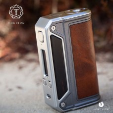 -Therion DNA 166 Mod TC Silver/Ebony/Grey Ostrich