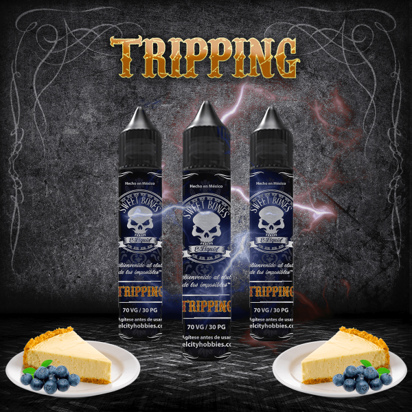 TRIPPING E-LIQUID By Sweet Bones