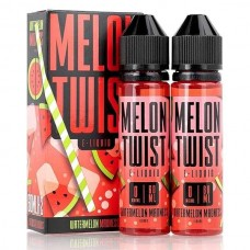 MELON TWIST - WATERMELON MADNESS -E-LIQUID 120ML