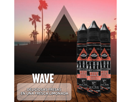 -Wave E-Liquid By Cloud Maker